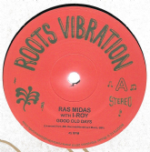 Ras Midas with I Roy - Good Old Days / Ras Midas - Melchezidek (Roots Vibration) 12""